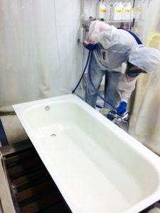 bathtub refinishers